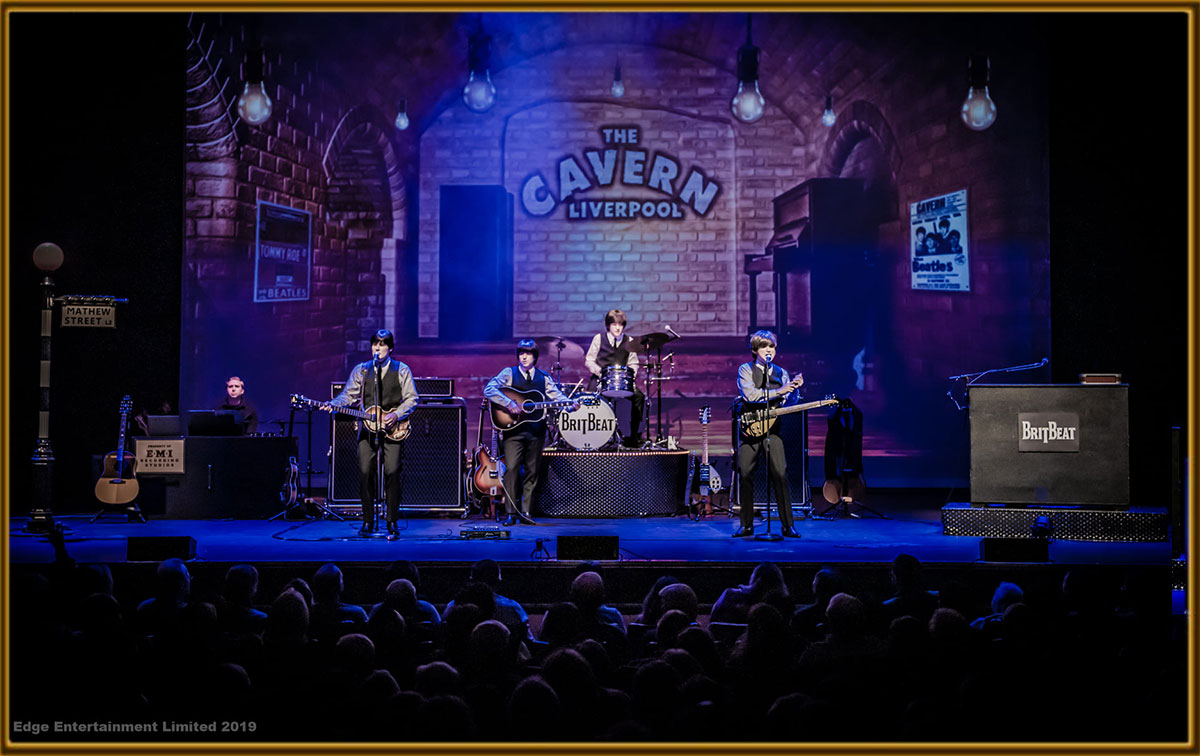 britbeat beatles tribute band